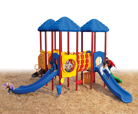 Up Front Playground System