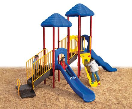 Up & Up Playground System