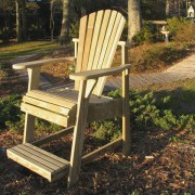 Weathercraft Resort Series Balcony Chair