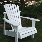 Weathercraft Painted Adirondack Chair