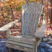 Weathercraft Resort Series Chair