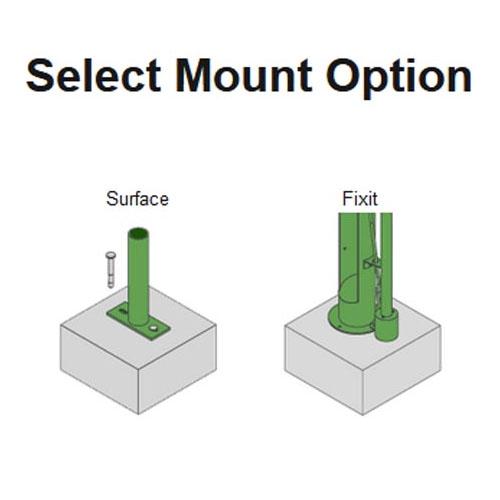 Air Kit Mount
