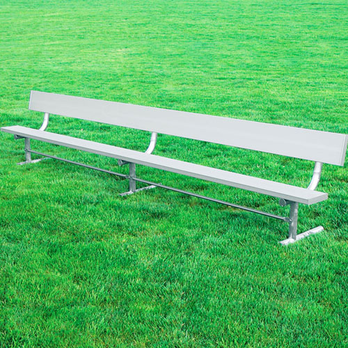 Aluminum Team Bench