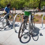 Arc Bike Rack