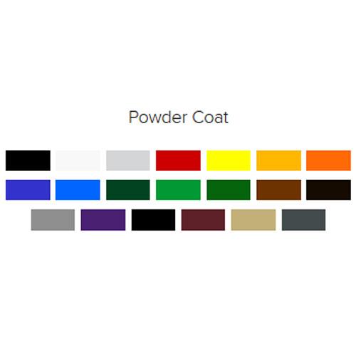 Arc Bike Rack Powder Coat