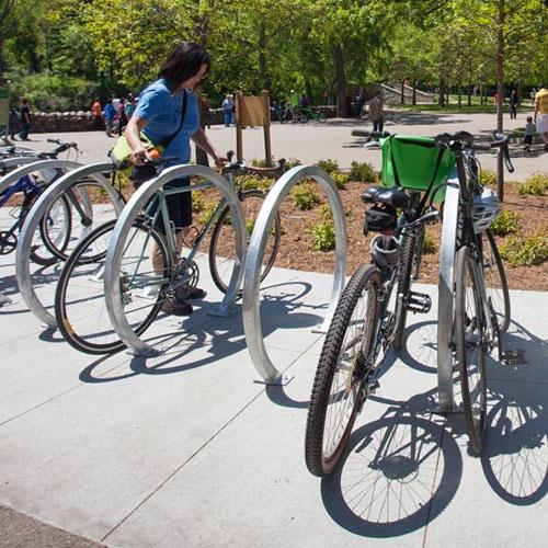 Arc Bike Rack System