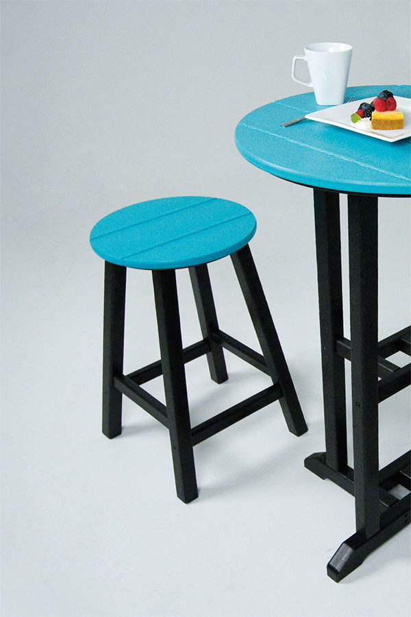 Polywood Contempo Counter Height Stool