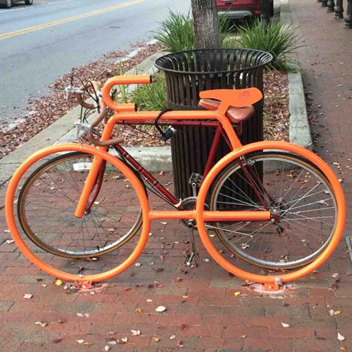 Bike Bike Rack Kit