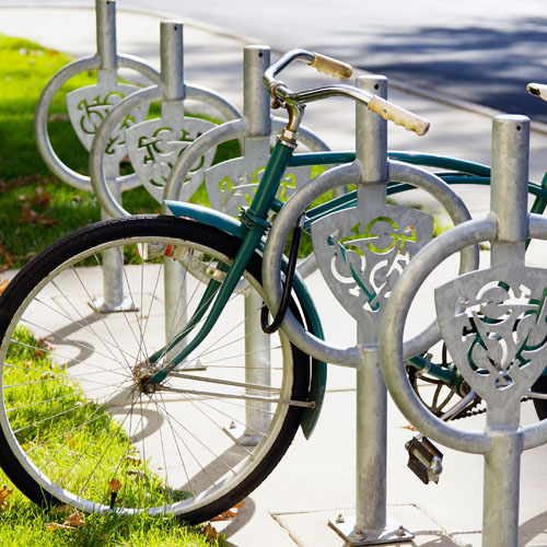 Bike Hitch Galvanized