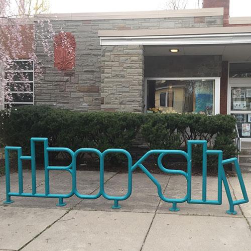 Books Bike Rack Kit