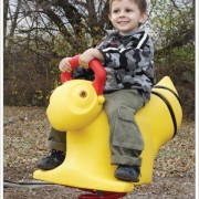 Bumble Bee Spring Rider