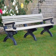 Cambridge Park Bench