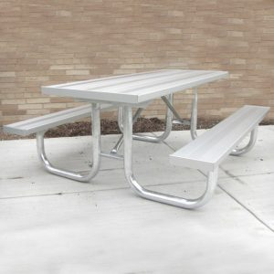 Monster Series Aluminum Picnic Table