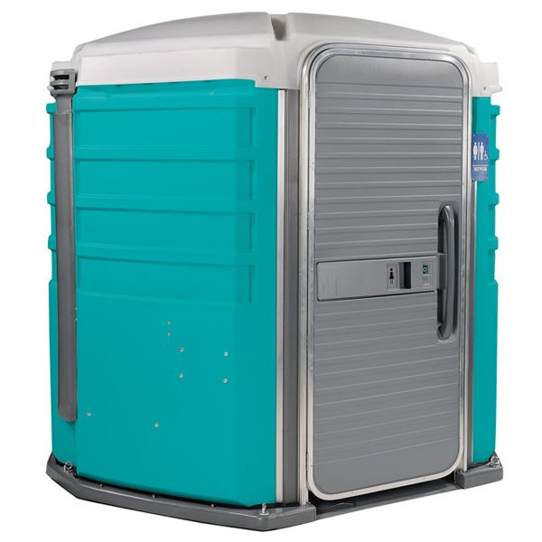 care iii portable toilet aqua
