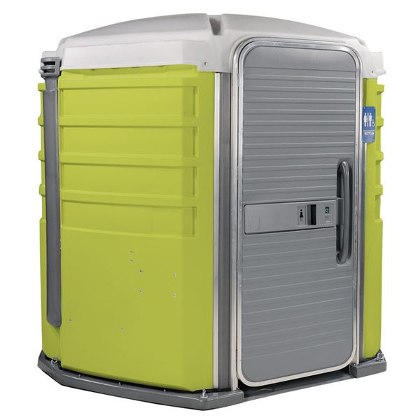 care iii portable toilet lime