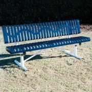 Classic Rolled Style Bench