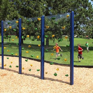 Clear Playground Wall Package