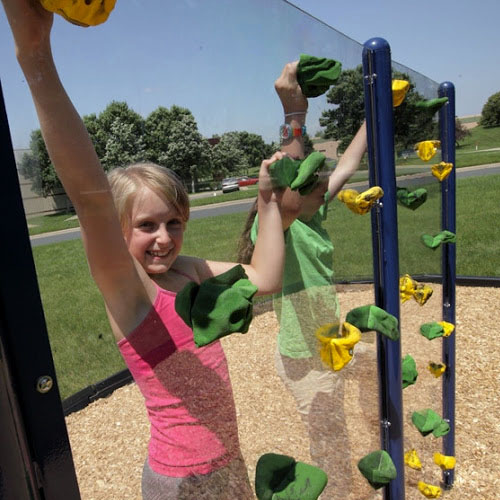 Clear Playground Wall Packages