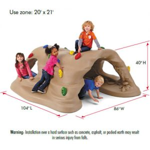 Climb and Discover Cave Play System Diagram