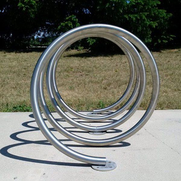 Coil Bike Rack System
