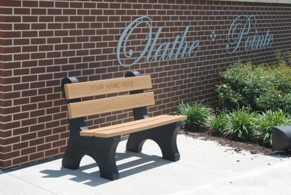 Colonial Bench