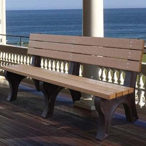 Deluxe Park Benches 6ft
