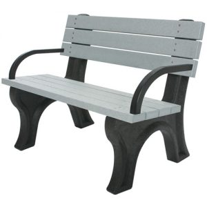 Deluxe Park Benches
