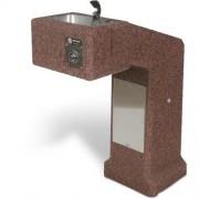 DFBF-36 – ADA Accessible Concrete Drinking Fountain