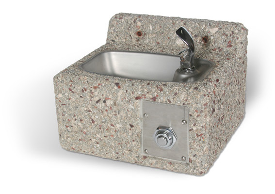 DFWM-12 - Wall Mount Drinking Fountain