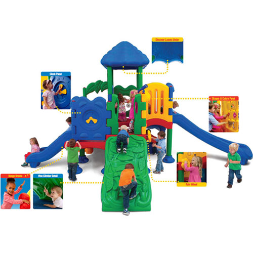 Discovery Center 5 Play System