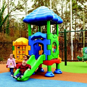 Infant/Toddler Play Systems