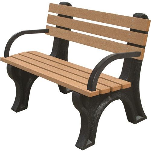Economizer Park Bench 4ft
