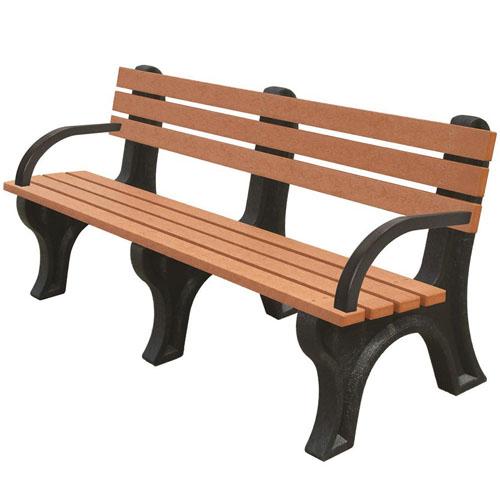 Economizer Park Bench 6ft