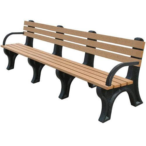 Economizer Park Bench 8ft