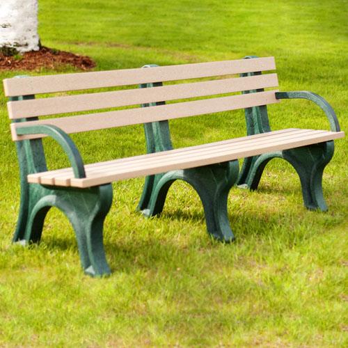 Economizer Park Benches 6ft