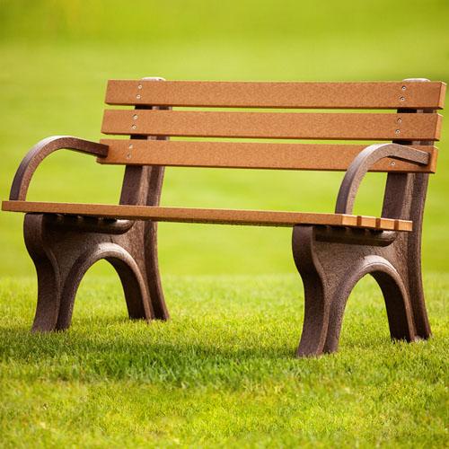 Economizer Park Benches