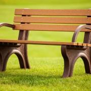 Economizer Park Bench
