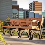 Elite Park Bench