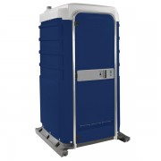 fleet portable toilet dark blue