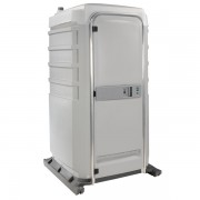 fleet portable toilet lite gray