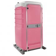 fleet portable toilet pink