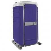 fleet portable toilet purple