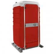 fleet portable toilet red