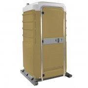 fleet portable toilet tan