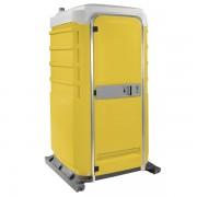 fleet portable toilet yellow