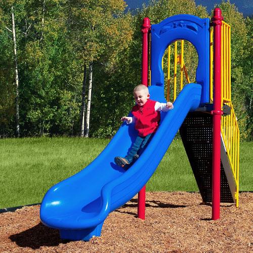 freestanding slide