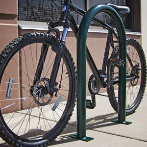 Heavy Duty Hoop Bike Rack