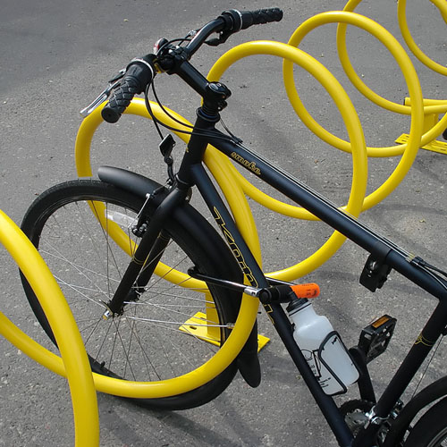 Helix Bike Rack