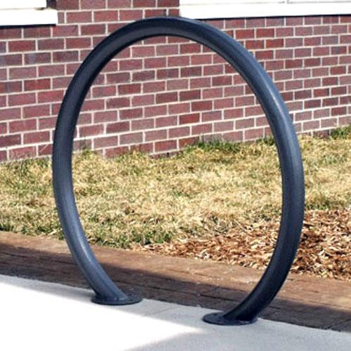Horse Shoe Bike Rack