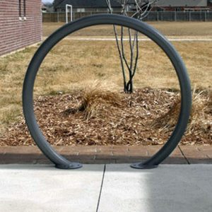 Horse Shoe Bike Rack